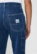 Lee  - Boss of the road jeans - blue