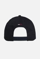 Tommy Hilfiger - Tommy jeans logo cap - black iris
