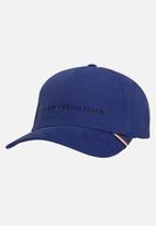 Tommy Hilfiger - Uptown cap - blue quartz