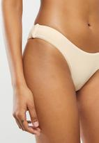 Bacon Bikinis - Retro bottom - tan