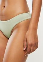 Bacon Bikinis - Retro bottom - olive