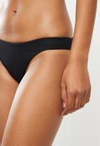 Bacon Bikinis - Retro bottom - black