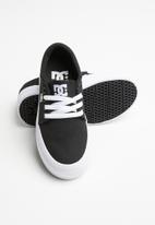 DC - Girls trase platform tx - black & white