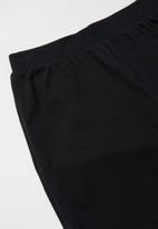 Rebel Republic - Tween boys pj set - grey & black