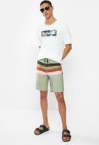 """Hurley - Phantom jetties shorts 20"""" - jade horizon"""