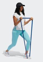 adidas Performance - Training short sleeve tee - blue