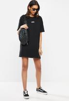 Vans - Center vee tee dress - black
