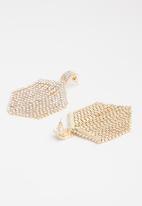 Superbalist - Chandelier earrings - silver