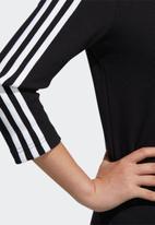 adidas Originals - Sporty originals dress - black & white