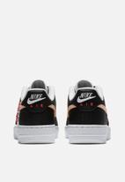 Nike - Nike air force 1 lv8 1 - black/flash crimson-white-white