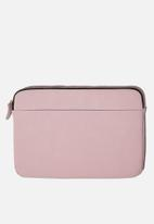 Typo - Core laptop cover 13 inch - pink