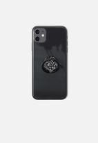 Typo - Metal phone ring - black