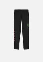 Nike - B nsw swoosh pant  - black