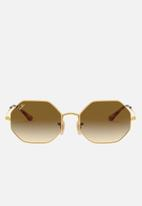 Ray-Ban - Ray-ban octagon - brown