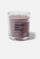 Typo - Food scented candle - chocolate therapy