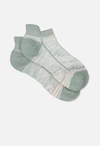 Cotton On - Running sock - khaki