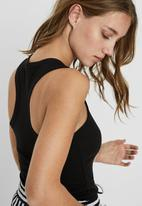 Vero Moda - Kaya sleeveless top - black
