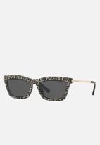 Michael Kors Eyewear - Stowe - dark grey solid