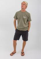 O'Neill - Sunny day short sleeve tee - dusty green