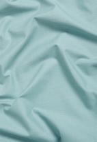 Sixth Floor - Eyelet cross-linen 100% blockout - blue