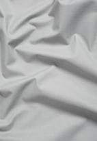 Sixth Floor - Eyelet cross-linen 100% blockout - grey