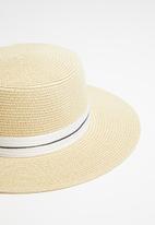 Superbalist - Erika boater hat - neutral
