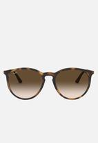 Ray-Ban - Round 53mm sunglasses - brown