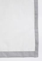 Sixth Floor - Taped cross-linen 100% blockout - grey