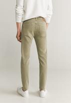 MANGO - Billy jeans - beige