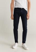 MANGO - Billy jeans - navy