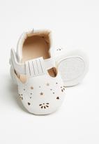 POP CANDY - Baby detail pump - white