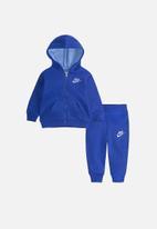Nike - Nike boys fut fz jog set - blue