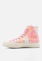 Converse - Chuck 70 HI - 90s pink, melon baller & egret