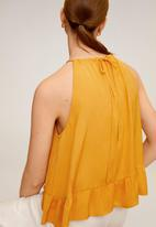 MANGO - Top memory - orange