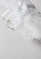 POP CANDY - Wings & headband set - white