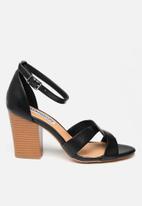 Madison® - Sandy heel - black