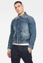 G-Star RAW - 5650 Denim jacket - blue