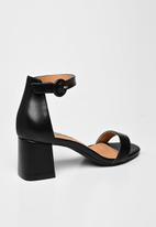 Madison® - Stormy heel - black