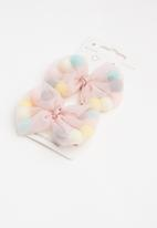 POP CANDY - 2 Pack girls hair clips - pink