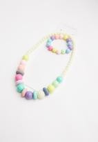 POP CANDY - Bead necklace - multi
