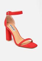 Madison® - Glow heel - red