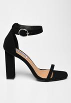 Madison® - Glow heel - black