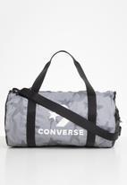Converse - Converse sport duffel - grey