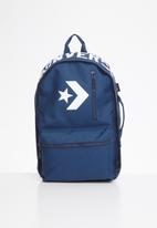 Converse - Converse street 22 backpack - navy