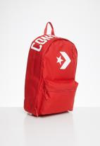 Converse - Converse street 22 backpack  - red