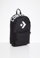 Converse - Converse street 22 backpack - black