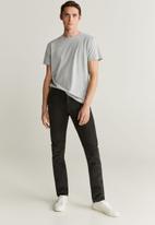 MANGO - Cherlo T-shirt - light grey
