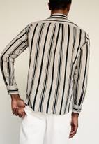 MANGO - Rusk shirt - light beige