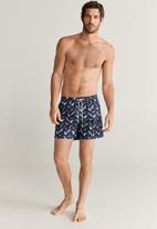 MANGO - Loro swimming trunks - navy