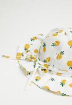 POP CANDY - Girls pineapple hat - multi